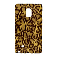 Seamless Animal Fur Pattern Galaxy Note Edge by Simbadda