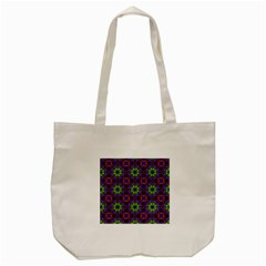 Abstract Pattern Wallpaper Tote Bag (cream) by Simbadda