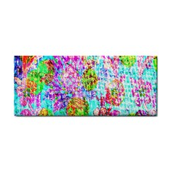 Bright Rainbow Background Cosmetic Storage Cases by Simbadda