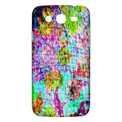 Bright Rainbow Background Samsung Galaxy Mega 5 8 I9152 Hardshell Case  by Simbadda