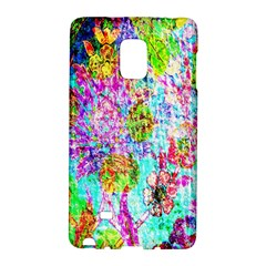 Bright Rainbow Background Galaxy Note Edge by Simbadda