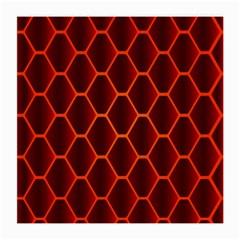 Snake Abstract Pattern Medium Glasses Cloth by Simbadda