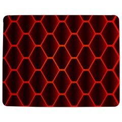 Snake Abstract Pattern Jigsaw Puzzle Photo Stand (rectangular)