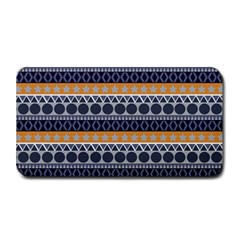 Abstract Elegant Background Pattern Medium Bar Mats by Simbadda