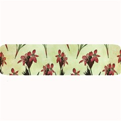 Vintage Style Seamless Floral Wallpaper Pattern Background Large Bar Mats by Simbadda
