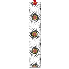 Pearly Pattern Half Tone Background Large Book Marks by Simbadda