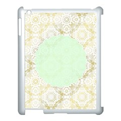 Seamless Abstract Background Pattern Apple Ipad 3/4 Case (white) by Simbadda