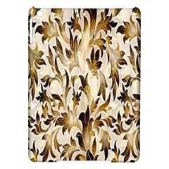 Floral Vintage Pattern Background Ipad Air Hardshell Cases by Simbadda