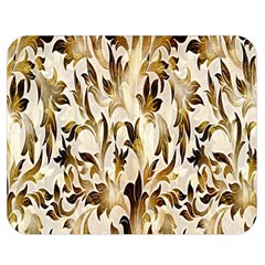 Floral Vintage Pattern Background Double Sided Flano Blanket (medium)  by Simbadda