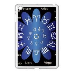 Astrology Birth Signs Chart Apple Ipad Mini Case (white) by Amaryn4rt