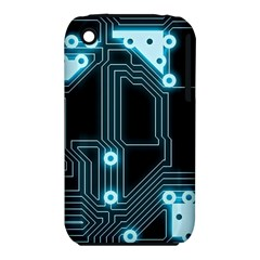 A Completely Seamless Background Design Circuitry Iphone 3s/3gs by Amaryn4rt