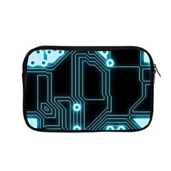 A Completely Seamless Background Design Circuitry Apple Macbook Pro 13  Zipper Case by Amaryn4rt