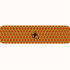 The Lonely Bee Large Bar Mats by Amaryn4rt