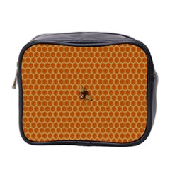 The Lonely Bee Mini Toiletries Bag 2 Side by Amaryn4rt