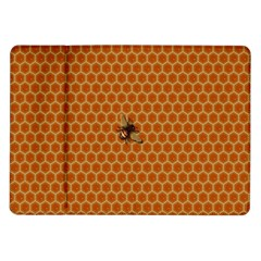The Lonely Bee Samsung Galaxy Tab 10 1  P7500 Flip Case by Amaryn4rt