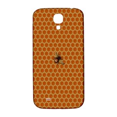 The Lonely Bee Samsung Galaxy S4 I9500/i9505  Hardshell Back Case by Amaryn4rt