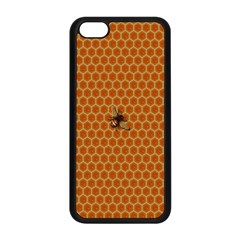 The Lonely Bee Apple Iphone 5c Seamless Case (black) by Amaryn4rt