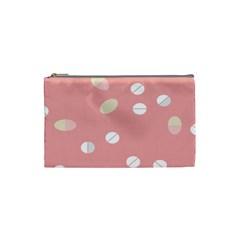 Drug Pink Cosmetic Bag (small)  by Alisyart