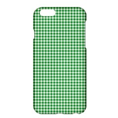 Green Tablecloth Plaid Line Apple Iphone 6 Plus/6s Plus Hardshell Case by Alisyart