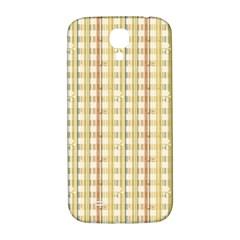 Tomboy Line Yellow Red Samsung Galaxy S4 I9500/i9505  Hardshell Back Case by Alisyart