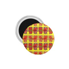 Funny Faces 1 75  Magnets by Amaryn4rt