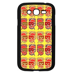 Funny Faces Samsung Galaxy Grand Duos I9082 Case (black) by Amaryn4rt