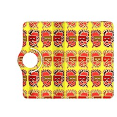 Funny Faces Kindle Fire Hdx 8 9  Flip 360 Case by Amaryn4rt