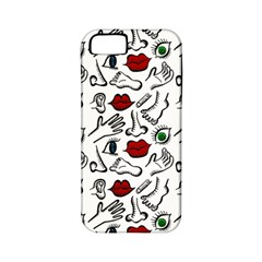 Body Parts Apple Iphone 5 Classic Hardshell Case (pc+silicone) by Valentinaart