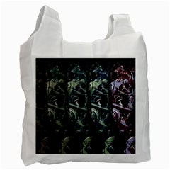 Wild Child Recycle Bag (one Side) by Valentinaart