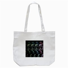 Wild Child Tote Bag (white) by Valentinaart