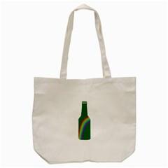 St  Patricks Tote Bag (cream) by Valentinaart
