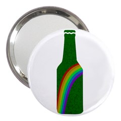 St  Patricks 3  Handbag Mirrors by Valentinaart