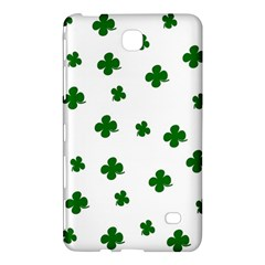 St  Patrick s Clover Pattern Samsung Galaxy Tab 4 (7 ) Hardshell Case  by Valentinaart
