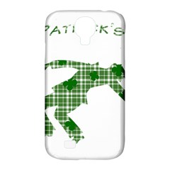 St  Patrick s Day Samsung Galaxy S4 Classic Hardshell Case (pc+silicone) by Valentinaart