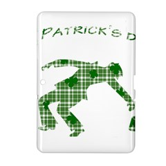 St  Patrick s Day Samsung Galaxy Tab 2 (10 1 ) P5100 Hardshell Case  by Valentinaart