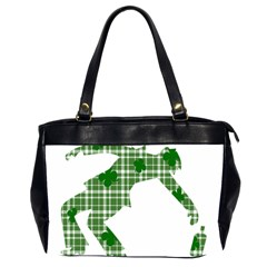 St  Patrick s Day Office Handbags (2 Sides)  by Valentinaart