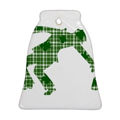 St  Patrick s Day Bell Ornament (two Sides) by Valentinaart
