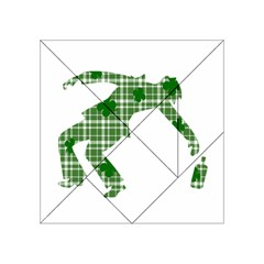St  Patrick s Day Acrylic Tangram Puzzle (4  X 4 ) by Valentinaart
