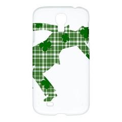 St  Patrick s Day Samsung Galaxy S4 I9500/i9505 Hardshell Case by Valentinaart