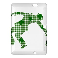 St  Patrick s Day Kindle Fire Hdx 8 9  Hardshell Case by Valentinaart