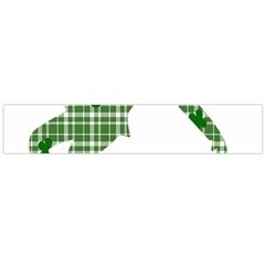 St  Patrick s Day Flano Scarf (large) by Valentinaart