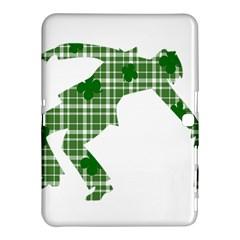St  Patrick s Day Samsung Galaxy Tab 4 (10 1 ) Hardshell Case  by Valentinaart