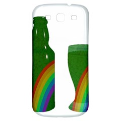 St  Patrick s Day Samsung Galaxy S3 S Iii Classic Hardshell Back Case by Valentinaart