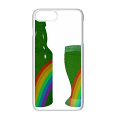 St  Patrick s Day Apple Iphone 7 Plus White Seamless Case by Valentinaart