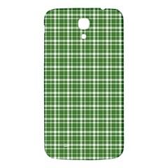 St  Patricks Day Plaid Pattern Samsung Galaxy Mega I9200 Hardshell Back Case by Valentinaart