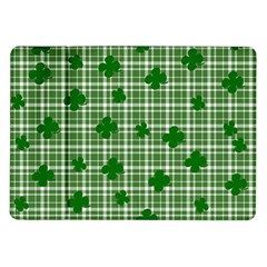 St  Patrick s Day Pattern Samsung Galaxy Tab 10 1  P7500 Flip Case by Valentinaart