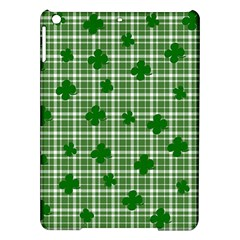 St  Patrick s Day Pattern Ipad Air Hardshell Cases by Valentinaart