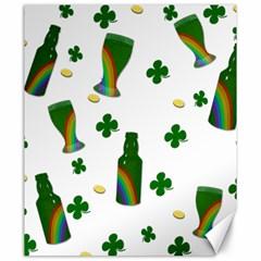 St  Patricks Day  Canvas 20  X 24   by Valentinaart