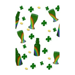 St  Patricks Day  Shower Curtain 48  X 72  (small)  by Valentinaart
