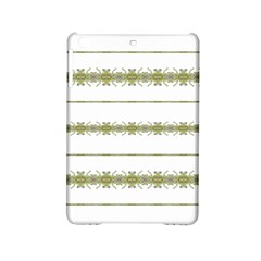 Ethnic Floral Stripes Ipad Mini 2 Hardshell Cases by dflcprints